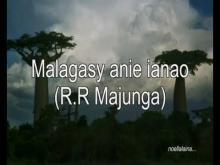 Embedded thumbnail for Malagasy anie ianao