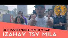 Embedded thumbnail for Izahay tsy mila