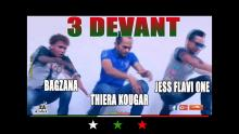 Embedded thumbnail for 3 devant