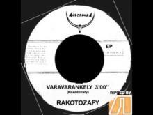 Embedded thumbnail for Varavarankely