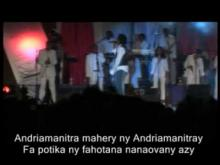 Embedded thumbnail for Andriamanitra mahery (live)